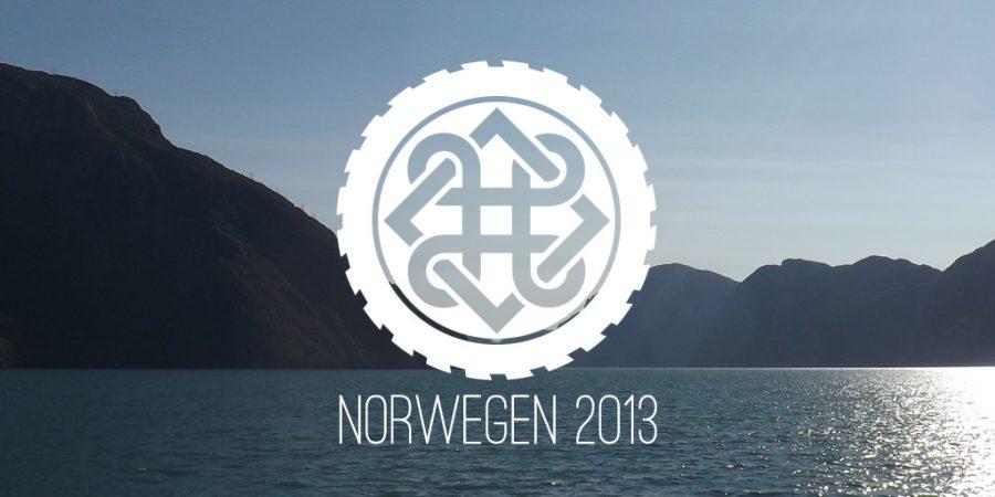 Norwegen-Tour 2013