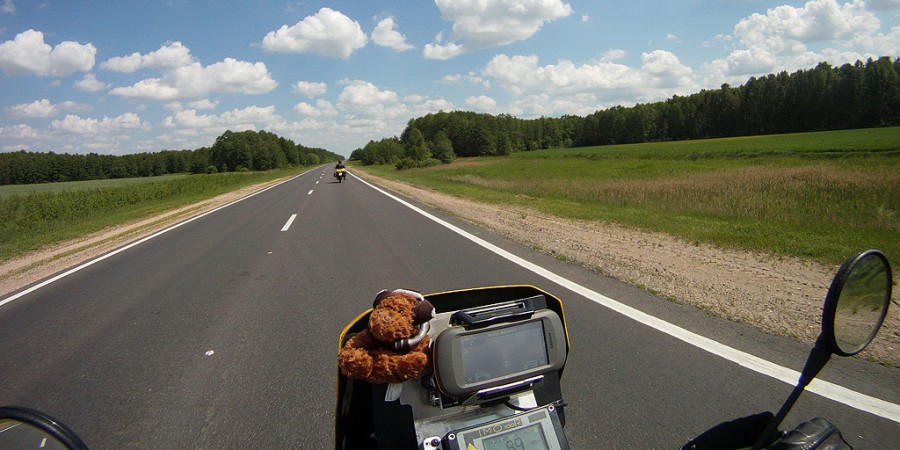 Roads To Siberia, Tag 3