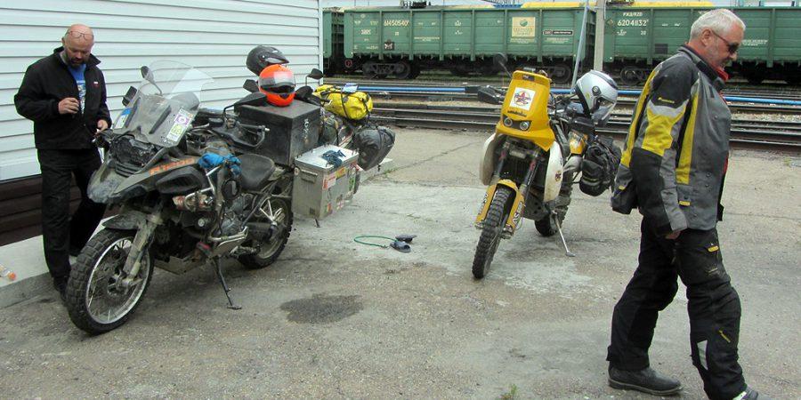 Roads To Siberia, Tag 76