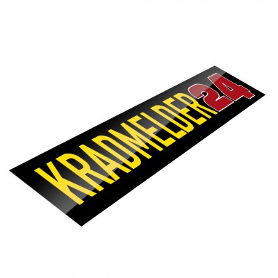 Original Kradmelder24 Sticker