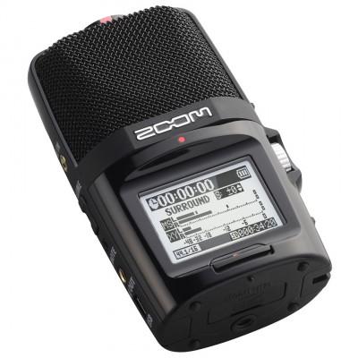 ZOOM H2n Audiorekorder.