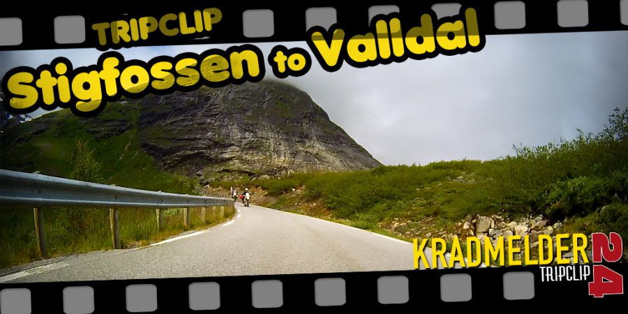 Stigfossen to Valldal