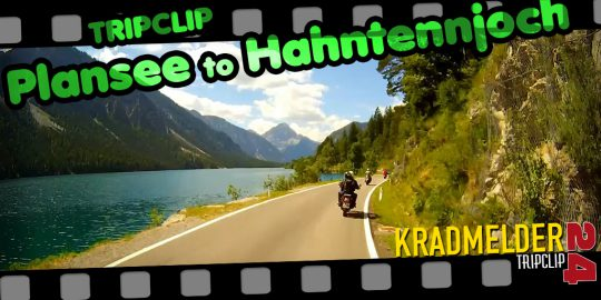 Plansee to Hahntennjoch