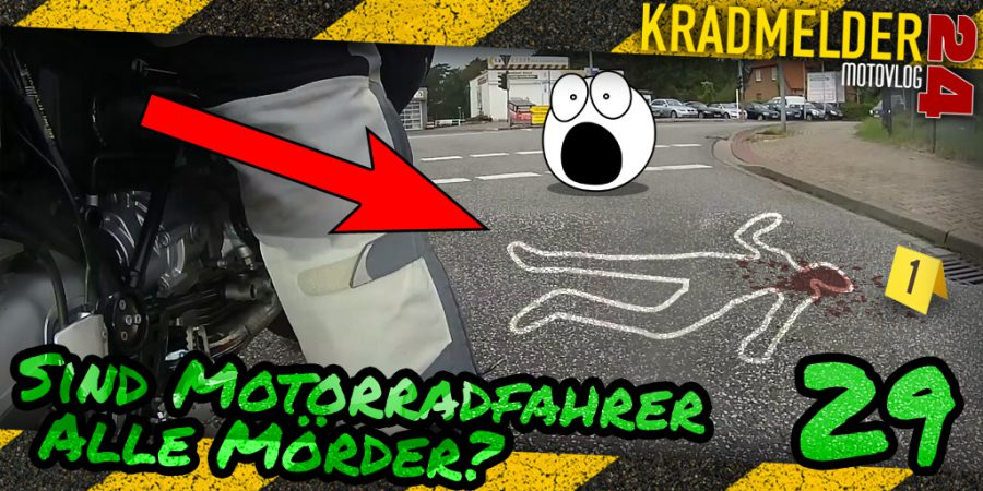 Sind Motorradfahrer alle Mörder?