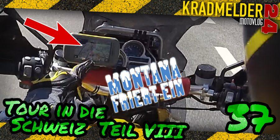Montana friert ein (CH16 VIII)
