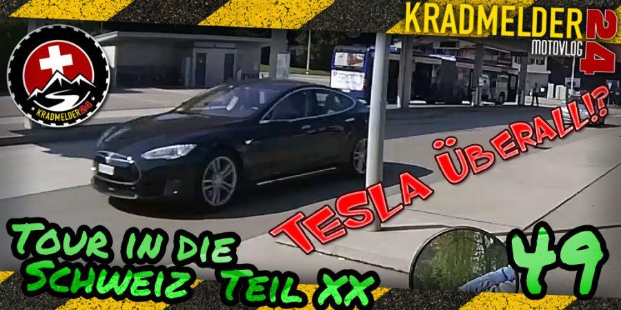 Tesla überall!? (CH16 XX)