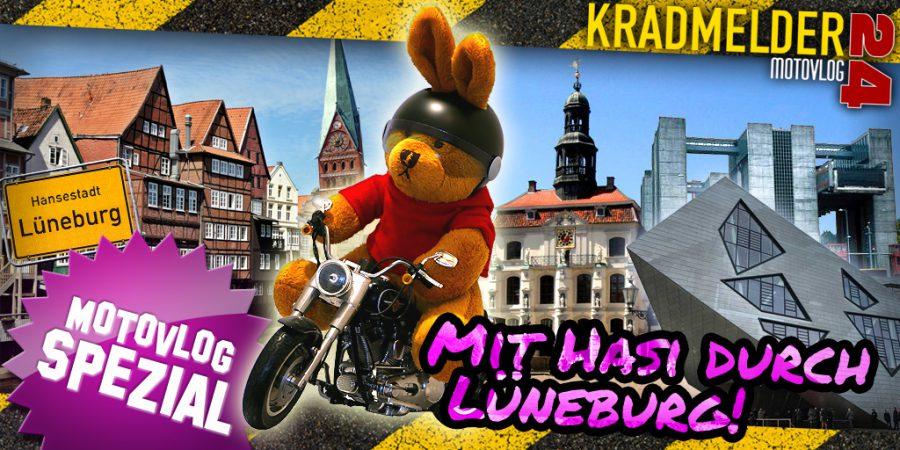 Spezial: Mit Hasi durch Lüneburg