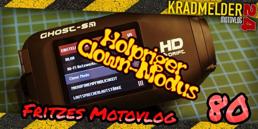 Holpriger Clown-Modus