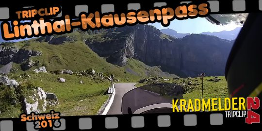 Linthal to Klausenpass