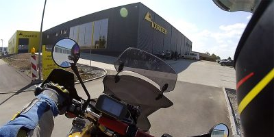 Touratech AG in Niedereschach.