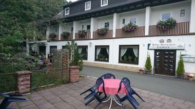 Fast schon Stammgast im Ederblick in Battenberg.