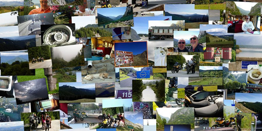 Karpaten-Tour 2017 Bilderbogen