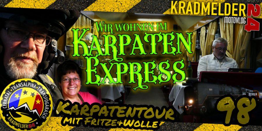 🚂 Karpaten-Express