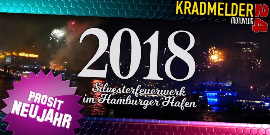 🎉 Frohes Neues Jahr 2018!
