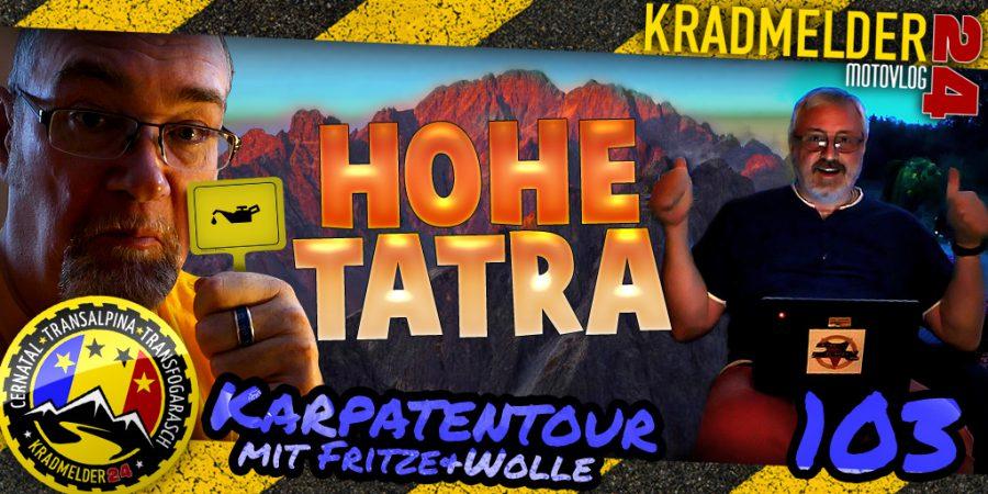 ⛰️ Hohe Tatra