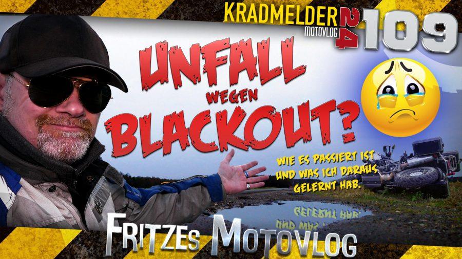 💥 Unfall wegen Blackout?