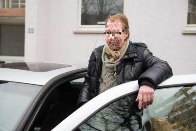 Hat gut Lachen: der Ditzinger Christian R. muss in Deutschland nicht ins Gefängnis. (Bild: Tobias Gürtler)