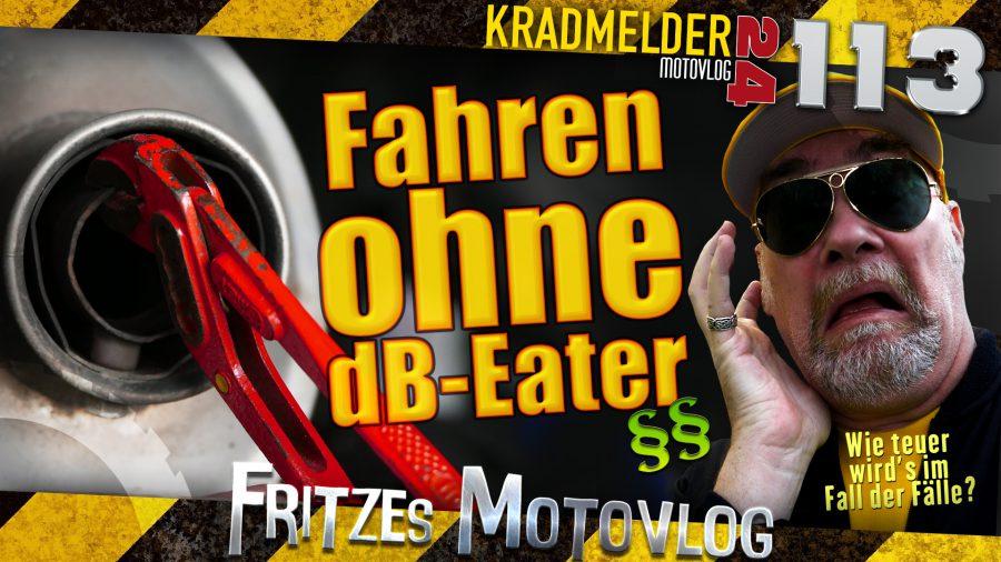 🎺 Fahren ohne dB-Eater