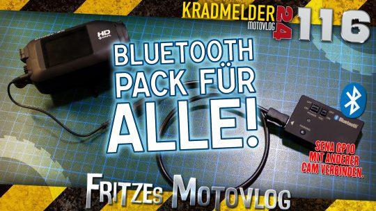 🎙 Bluetooth-Pack für alle!