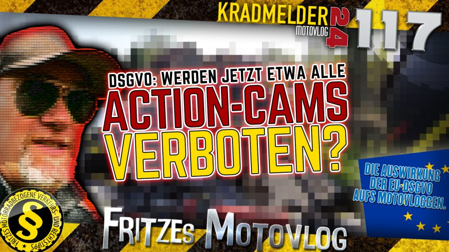🎥 Action-Cams verboten?