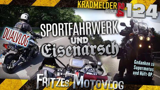 🍑 Sportfahrwerk und Eisenarsch