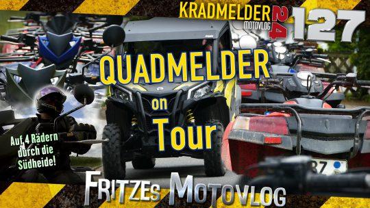 🌲 Quadmelder on Tour