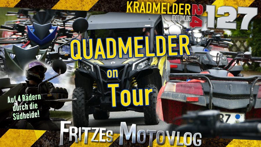 🌲 Quadmelder on Tour