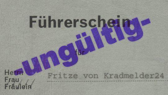 ⚠️ Führerscheinumtausch