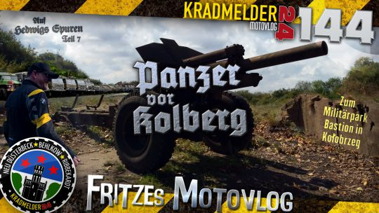 ⚙️ Panzer vor Kolberg