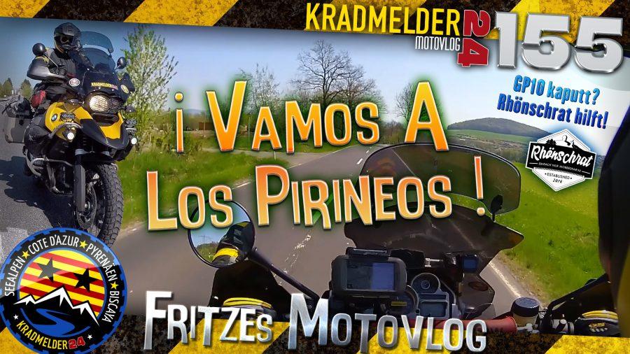 🏁 Vamos A Los Pirineos