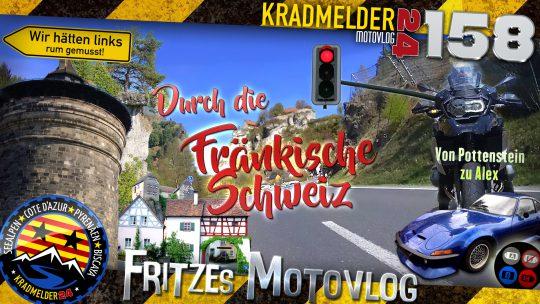 🌲 Durch die Fränkische Schweiz