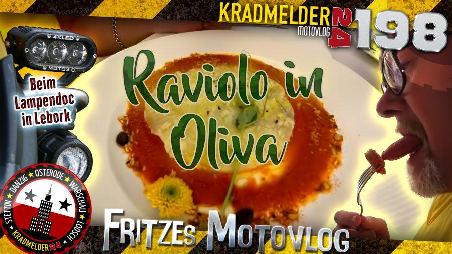 🍝 Raviolo in Oliva
