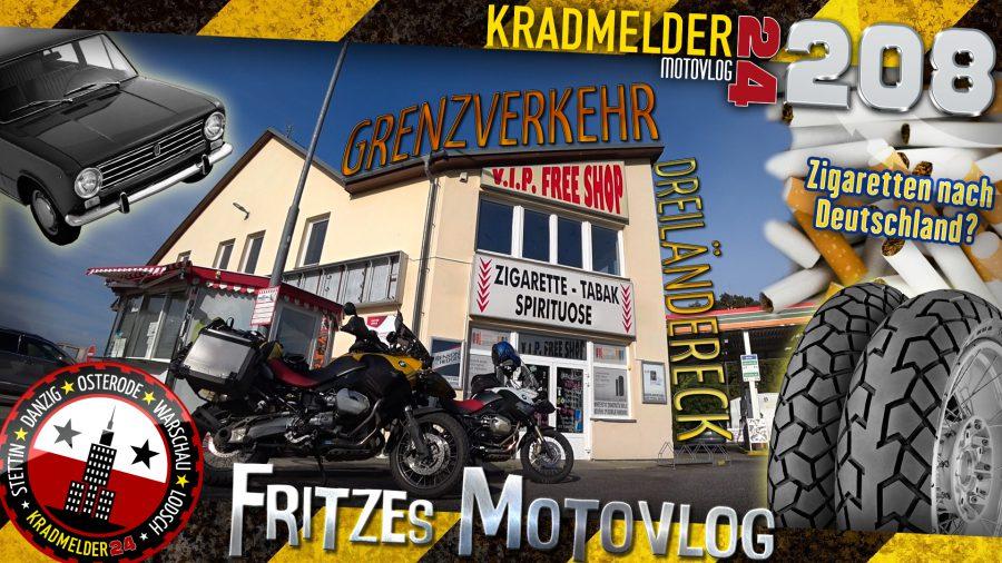 🚬 Grenzverkehr Dreiländereck