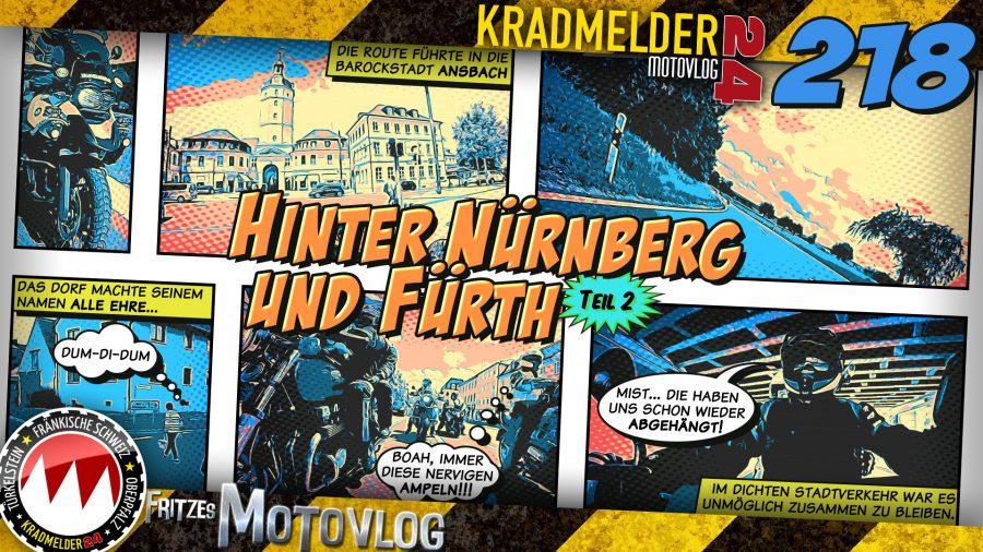 🚂 Hinter Nürnberg und Fürth (2/2)