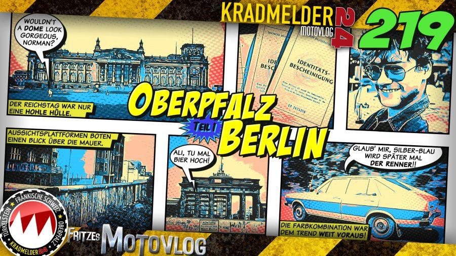 Fritzes Doppel-Pack: 🏛️ Oberpfalz Berlin (1/2)
