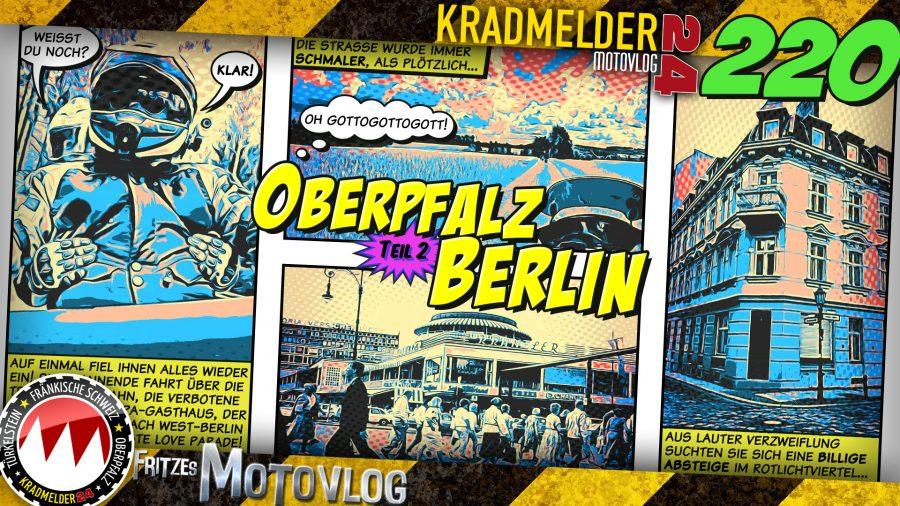 Fritzes Doppel-Pack: 🏛️ Oberpfalz Berlin (2/2)