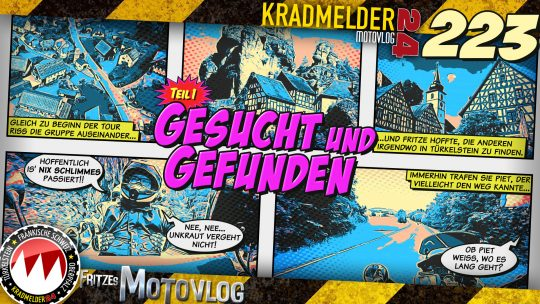 Fritzes Doppel-Pack: 🔎 Gesucht und gefunden (1/2)