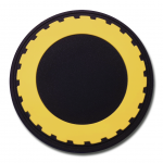 Rubber Badge