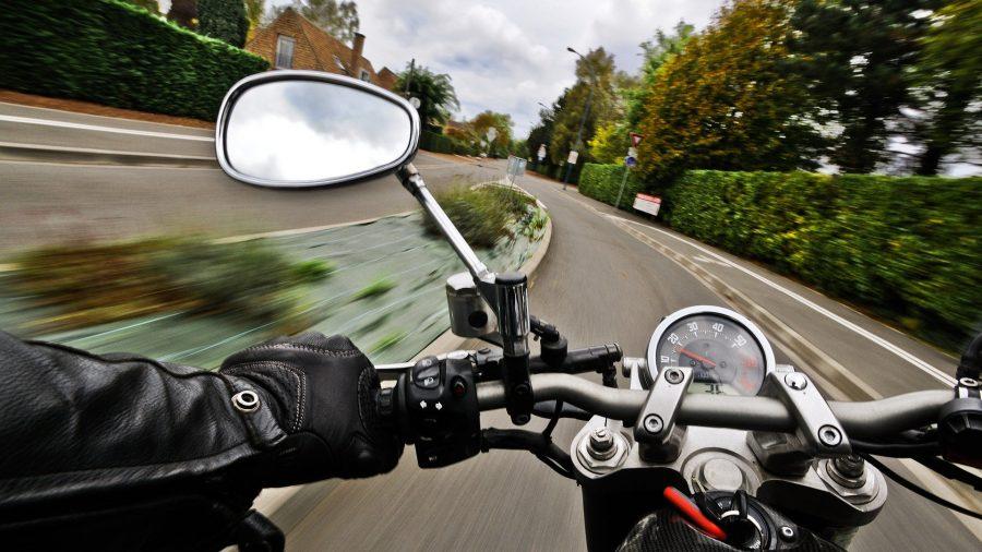 Motorräder mit Trackern ausstatten!