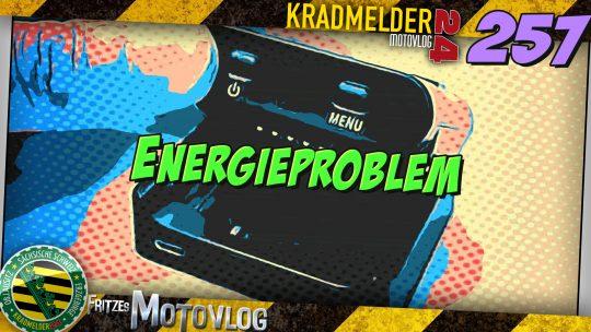 🔋 Energieproblem