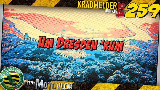 🔁 Um Dresden 'rum